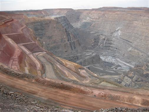Super Pit in Kalgoorlie