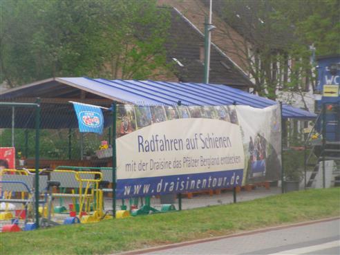 Möglichkeit einer Freizeitgestaltung in der Oberpfalz(Staudernheim)