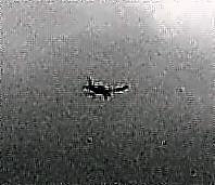 Ein Sportflugzeug