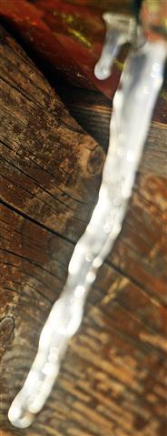 Eiszapfen -