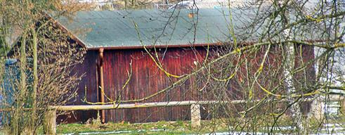 Vereinshütte des Vogelschutzvereines Simmersbach