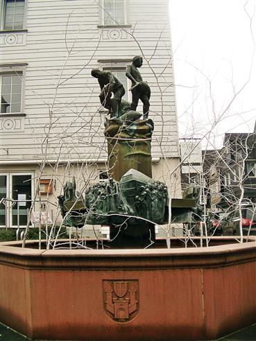 Brunnen in 57334/Bad Laasphe(Altstadt)