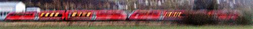 Zug nordwestlich von Caldern(Lahntal)