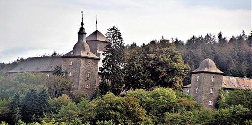 Burg Schnellenberg zu Attendorn(Hansestadt)
