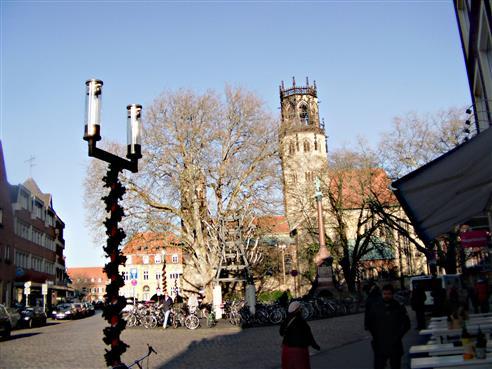 St. Ludgeri am Marienplatz(Münster)