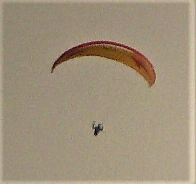 Paragliding(Gleitschirmfliegen)