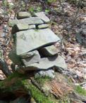 Wanderwegmarkierung