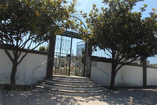 Friedhof in Mindelo