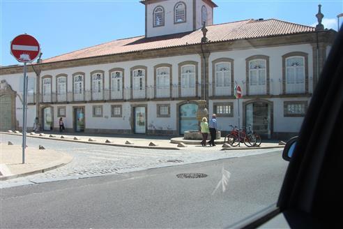 Gesundheitsamt bzw. -zentrum in Vila do Conde
