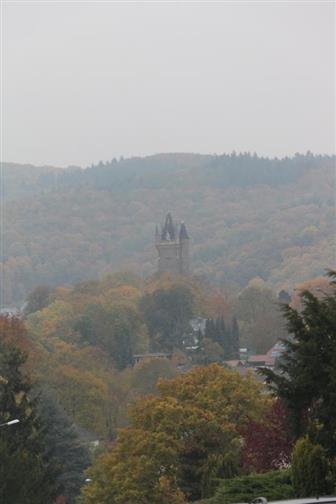 Wilhelmsturm im Herbst
