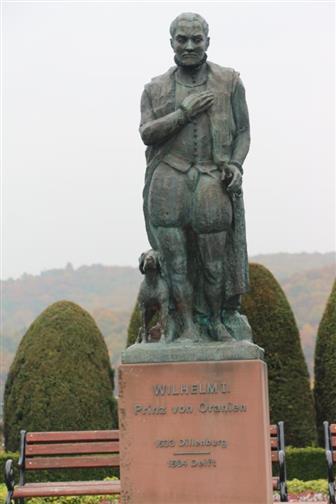 Denkmal des Prinzen Wilhelm von Oranien