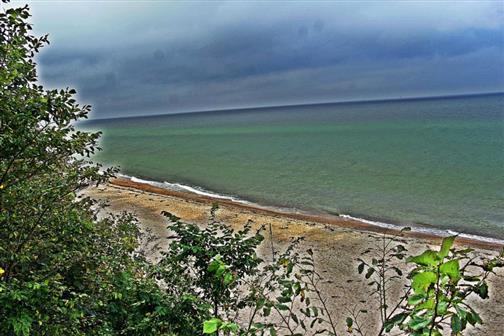 Nordwestküste bzw. -strand von Rerik
