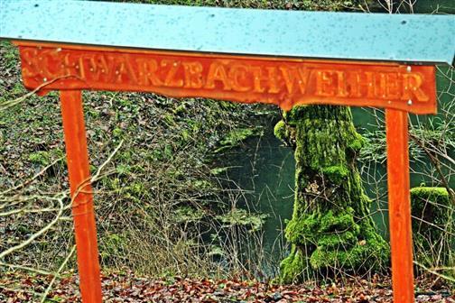 Schwarzbachweiher - ehemaliger Brandschutzweiher