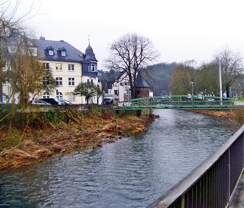 Dill in Dillenburg