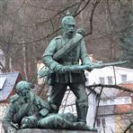 Kriegsdenkmal für die Gefallenen des deutschen Krieges(1866)