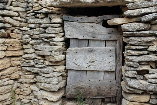 Archaische Tür