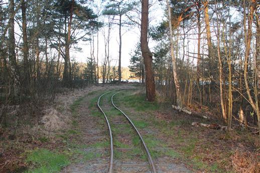 Die alte Moorbahn